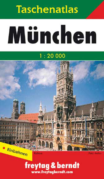 Pocket-Atlas Munich