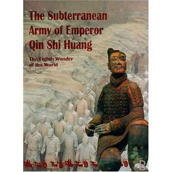 Subterranean Army Emperor Qin Shi Huang, the 8th Wonder