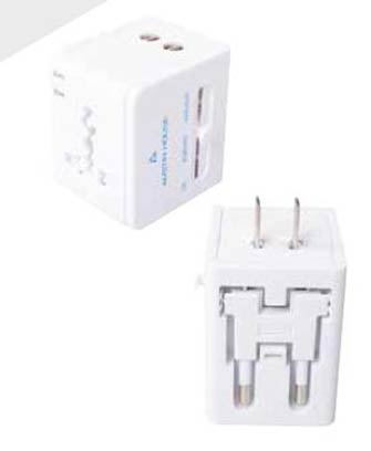 Adaptateur Universel avec Usb - Universal Adapter with Usb