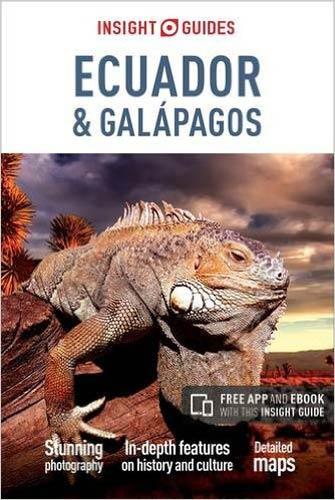 equateur et iles galapagos 2ed