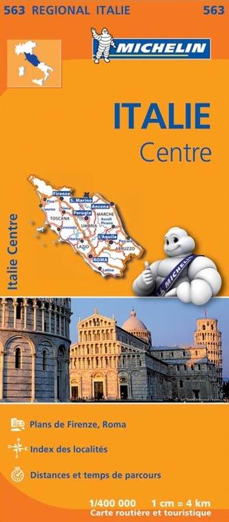 Carte Italie Du Centre.Carte 563 Italie Du Centre Central Italy