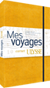 Mes voyages – Carnet (Topaze)