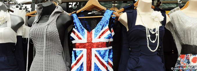 Londres en 5 marchés célèbres