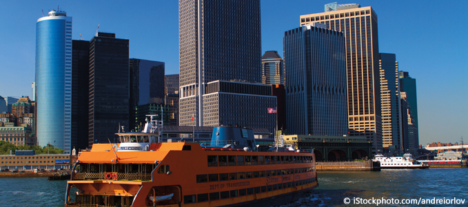 Le Staten Island Ferry