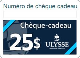 cheque cadeau Ulysse