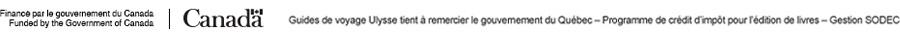 credit sodec et gouvernement du Canada