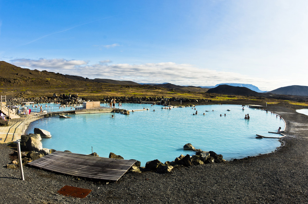 Mývatn Nature Baths | ©istockphoto/Banet12