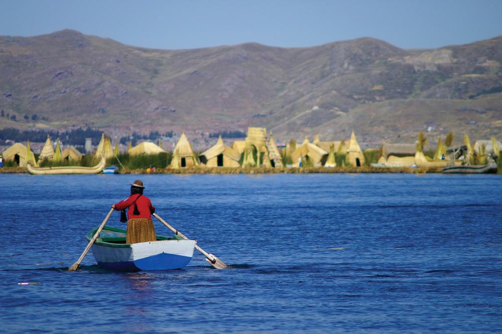 lac titicaca photo