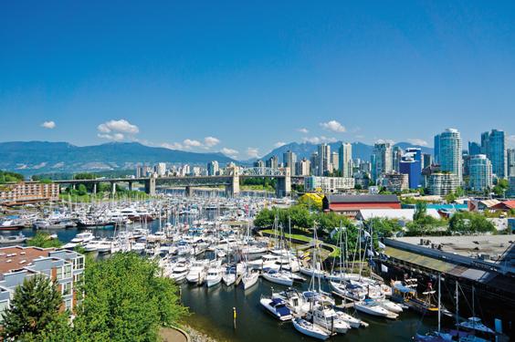 Vancouver - ©iStockphoto.com/mfron